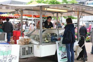 marché de Nogent le Rotrou