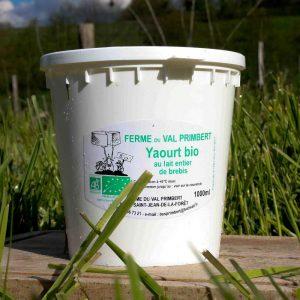 yaourt 1 litre