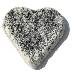 cœur cendré de brebis