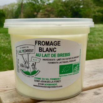 Fromage blanc 500 ml